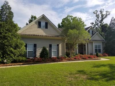 Montgomery Single Family Home For Sale: 8801 Morning Place