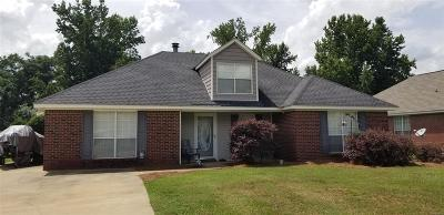 Wetumpka Single Family Home For Sale: 103 Cardinal Court