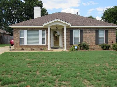 Montgomery Single Family Home For Sale: 7801 Copperfield Drive