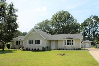 Wetumpka Single Family Home For Sale: 35 Maple Street