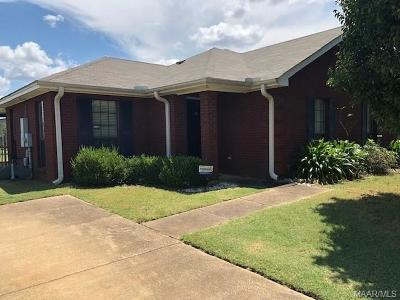 Montgomery Single Family Home For Sale: 360 Taylor Road N