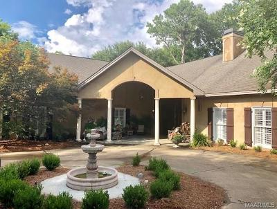 Montgomery Single Family Home For Sale: 2021 Myrtlewood Drive