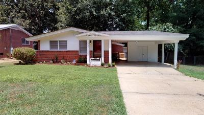 Montgomery Single Family Home For Sale: 3421 Vance Lane