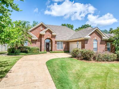 Montgomery Single Family Home For Sale: 8819 Wellston Place