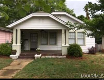 Single Family Home For Sale: 2023 Capitol Avenue