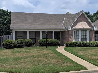 Montgomery Single Family Home For Sale: 3903 Oak Avenue