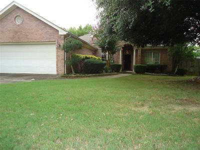 Montgomery Single Family Home For Sale: 6308 Old Pond Road