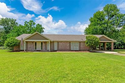 Montgomery Single Family Home For Sale: 413 Cindy Lane