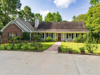 Wetumpka Single Family Home For Sale: 235 E Deer Track Drive