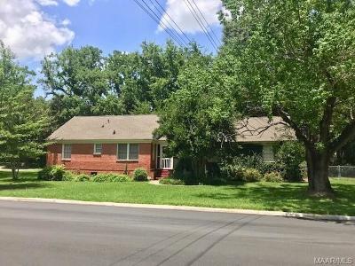 Montgomery Multi Family Home For Sale: 807 E Edgemont Avenue