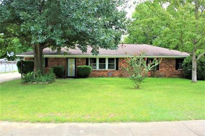 Montgomery Single Family Home For Sale: 2609 Burkelaun Drive