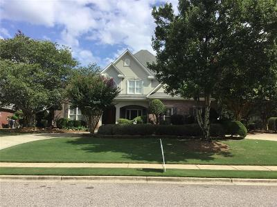 Montgomery Single Family Home For Sale: 232 Wiltshire Drive