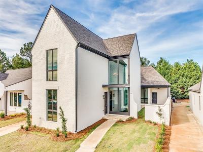 Montgomery Single Family Home For Sale: 7092 Fain Park Drive