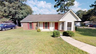 Prattville Single Family Home For Sale: 1219 Camellia Woods Court