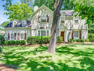 Montgomery Single Family Home For Sale: 2097 Myrtlewood Drive