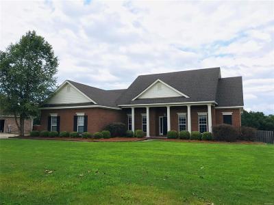 Millbrook Single Family Home For Sale: 120 Magnolia Ridge