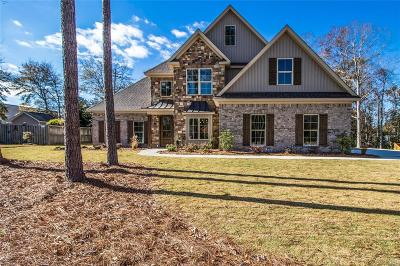 Millbrook Single Family Home For Sale: 529 Plantation Crossing