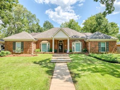 Montgomery Single Family Home For Sale: 6601 Hollis Drive
