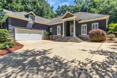 Wetumpka Single Family Home For Sale: 200 Willow Bend Drive