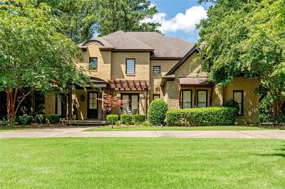 Montgomery Single Family Home For Sale: 7172 Wynlakes Boulevard