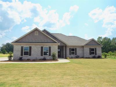 Deatsville Single Family Home For Sale: 466 County Rd 40 E