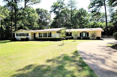 Wetumpka Single Family Home For Sale: 4296 Jasmine Hill Road
