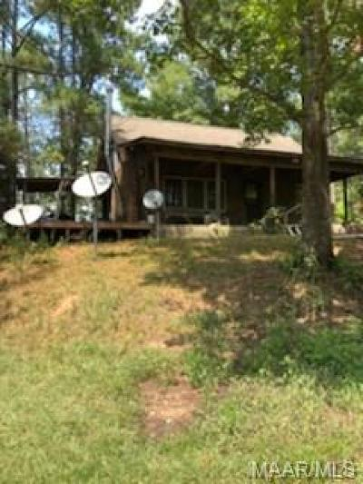 Deatsville Single Family Home For Sale: 345 Cathy Lane
