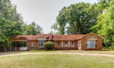 Prattville Single Family Home For Sale: 106 Creely Drive