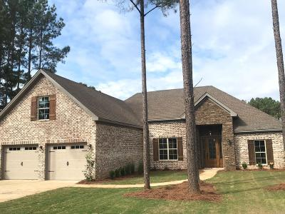 Wetumpka Single Family Home For Sale: 213 N Dogwood Terrace