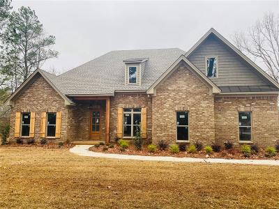 Wetumpka Single Family Home For Sale: 1999 Old Ware Road