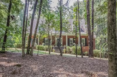 Wetumpka Single Family Home For Sale: 81 Jasmine Trail