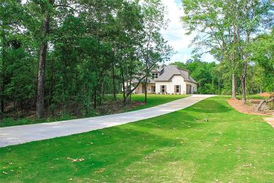 Wetumpka Single Family Home For Sale: 3317 Jackson Road