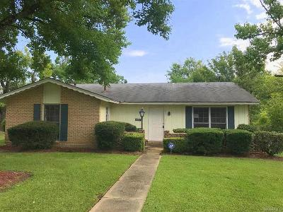 Single Family Home For Sale: 5321 Ira Lane