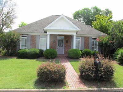 Single Family Home For Sale: 4100 Ballentine Drive