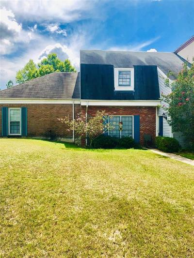 Montgomery AL Condo/Townhouse For Sale: $86,500