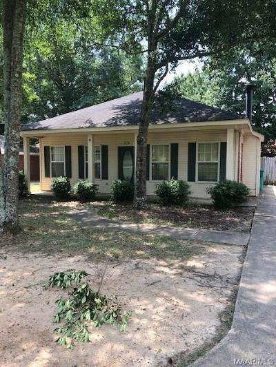 Millbrook Single Family Home For Sale: 3254 Browns Road