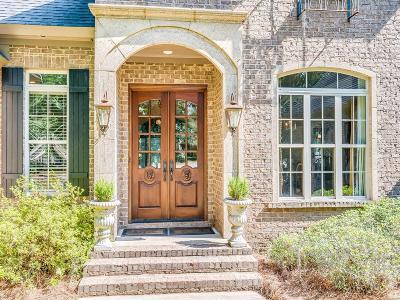 Montgomery Single Family Home For Sale: 8101 Wyndridge Drive