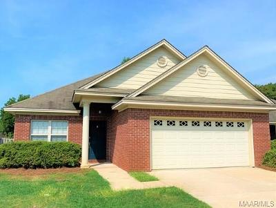 Prattville Single Family Home For Sale: 725 Briarcliff Place