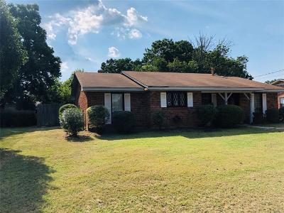 Montgomery Single Family Home For Sale: 4667 Ray Drive