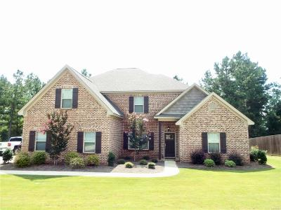 Wetumpka Single Family Home For Sale: 96 Wild Magnolia Court