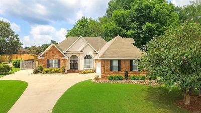 Prattville Single Family Home For Sale: 505 Sandstone Trace