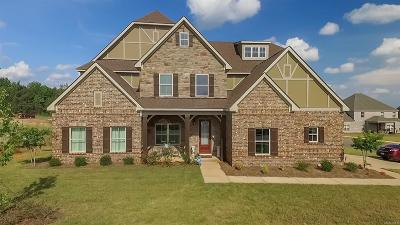 Prattville Single Family Home For Sale: 1342 Witherspoon Drive