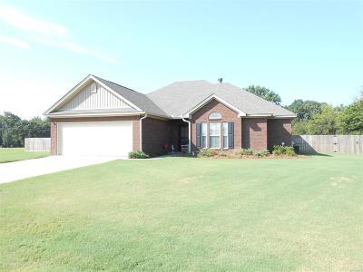 Deatsville Single Family Home For Sale: 132 Shelton Lane
