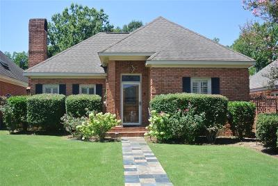 Montgomery Single Family Home For Sale: 152 N Charleston Court