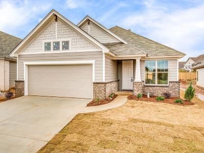 Prattville Single Family Home For Sale: 222 Hedgefield Drive