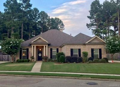 Pike Road Single Family Home For Sale: 9442 Crescent Lodge Drive
