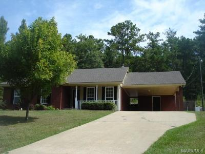 Titus Single Family Home For Sale: 98 Elmore Road