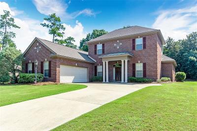 Montgomery Single Family Home For Sale: 8707 Morning Place