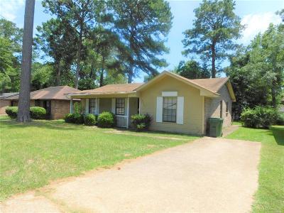 Montgomery Single Family Home For Sale: 6245 S Hampton Drive