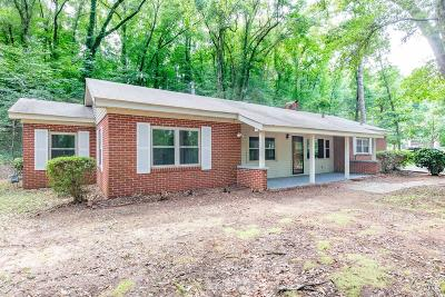 Prattville Single Family Home For Sale: 562 Selma Highway